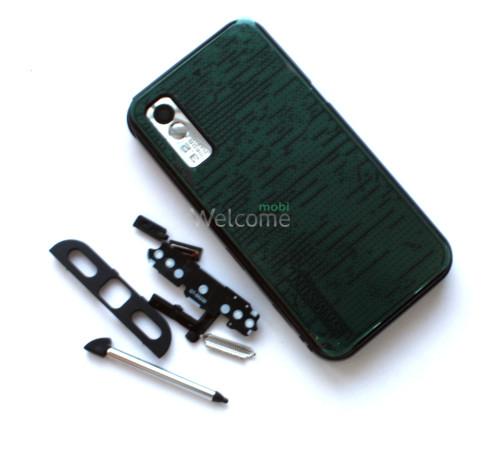 Корпус Samsung S5233,S5230TV black high copy полный комплект