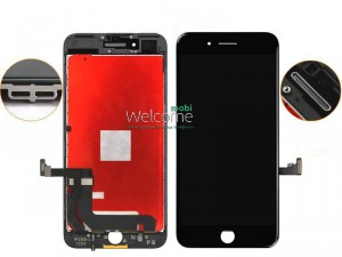 iPhone 7 Plus LCD+touchscreen black high copy