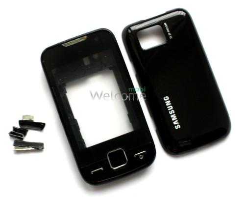 Корпус Samsung S5600 black high copy полный комплект