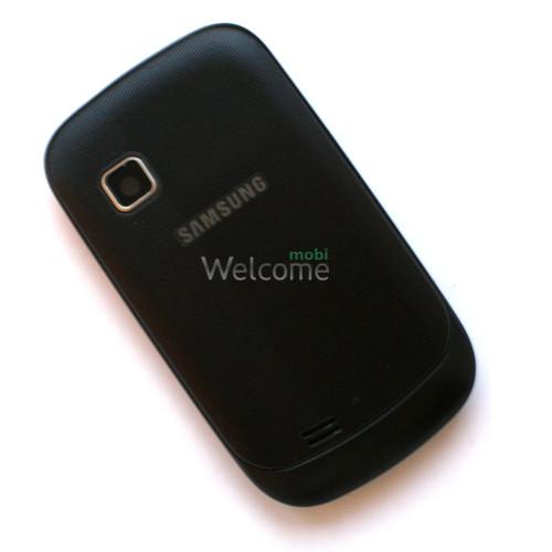 Корпус Samsung S5670 black high copy полный комплект