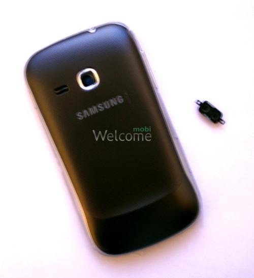 Корпус Samsung S6500 grey high copy полный комплект