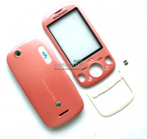 Корпус Sony Ericsson W20 pink high copy
