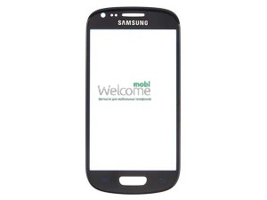 Стекло Samsung I8190 Galaxy S3 mini black high copy