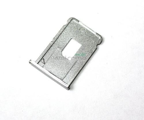 iPhone 2G sim tray,sim holder silver orig