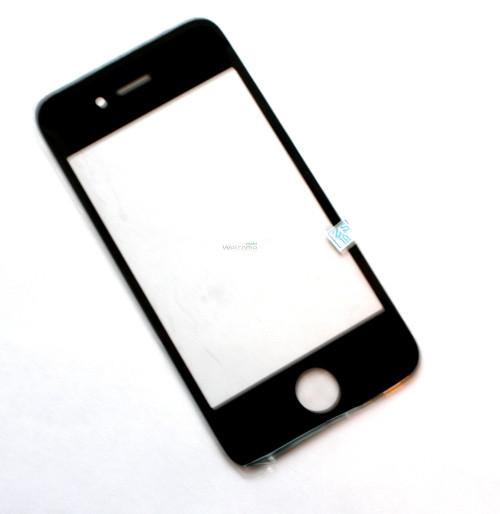 Iphone4G стекло black orig