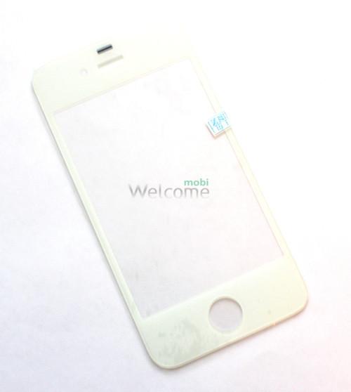 Iphone4S стекло white orig