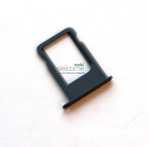 iPhone5 sim holder black orig