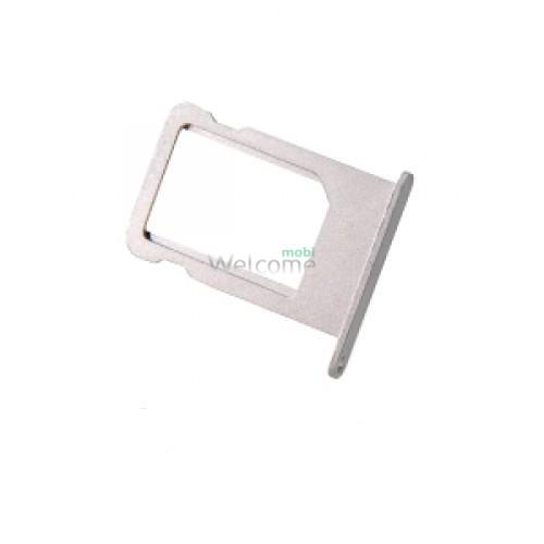 iPhone5 sim holder white orig