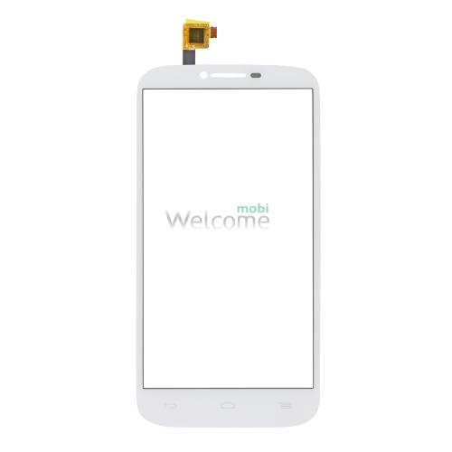 Touch screen Alcatel 7047 One TouchPOP C9 Bluish white orig