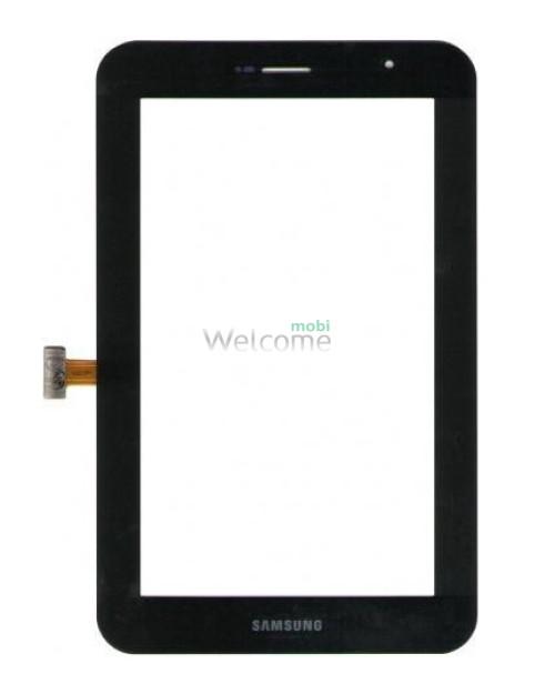 Сенсор к планшету Samsung P6200 Galaxy Tab Plus black orig