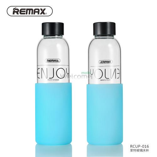 Бутылка Remax Enjoy RCUP-16 Blue стекло