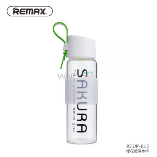 Бутылка Remax Sakura RCUP-013 Green стекло