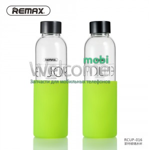Бутылка Remax Enjoy RCUP-16 Green стекло