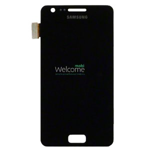 Дисплей Samsung I9103 black with touchscreen orig