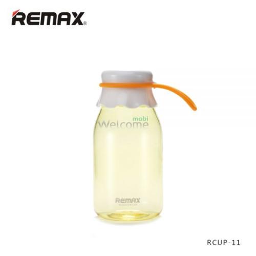 Бутылка Remax Milk Bottle RCUP-11 Yellow пластик