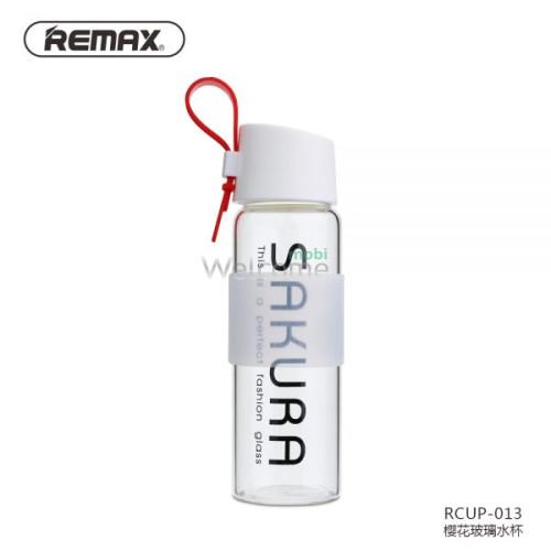 Бутылка Remax Sakura RCUP-013 Red стекло