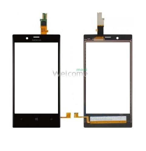 Сенсор Nokia 720 Lumia black orig