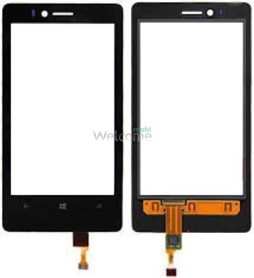 Сенсор Nokia 810 Lumia black orig
