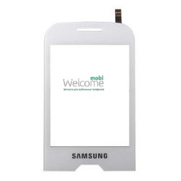 Сенсор Samsung S7070 white orig