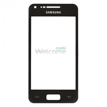 Стекло Samsung I9070 Galaxy S Advance black high copy