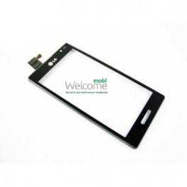 Сенсор LG P760 Optimus L9,P765 Optimus L9,P768 black with frame orig
