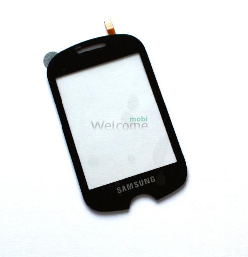 Сенсор Samsung C3510 black high copy