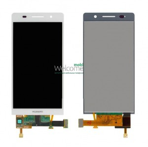Дисплей Huawei P6 with touchscreen  white orig