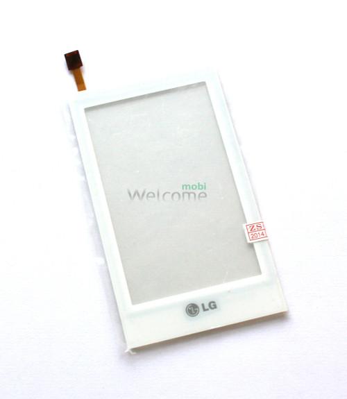 Сенсор LG GT505,GT400 white