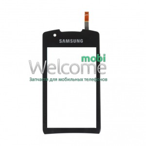 Сенсор Samsung S5620 Monte black high copy