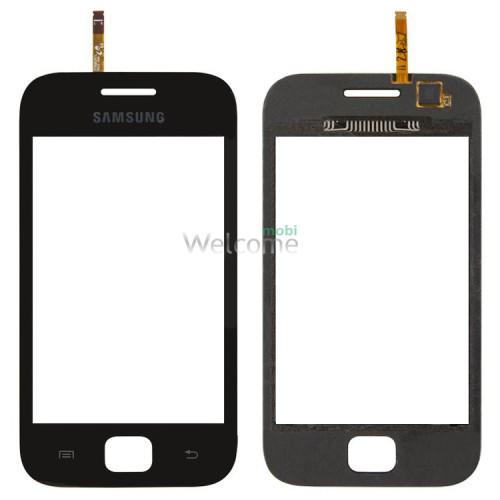 Сенсор Samsung S6802,6352 black orig