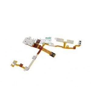 iPhone3GS audio flex cable white high copy