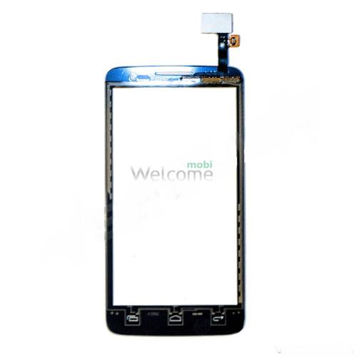 Сенсор Alcatel 5035 One Touch X Pop black orig