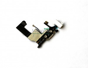 Iphone5 flex cable Audio white orig