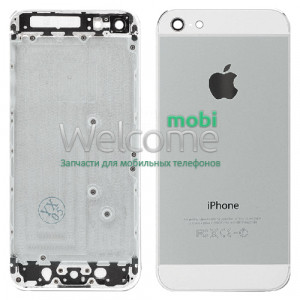 iPhone5S back cover white high copy