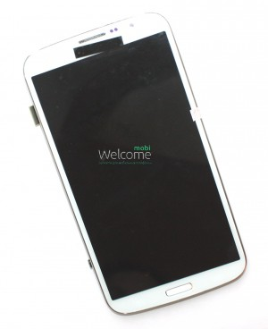 Дисплей Samsung I9200 Galaxy Mega 6.3,I9205 Galaxy Mega 6.3 white with touchscreen orig