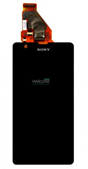 Дисплей Sony C5502 M36h Xperia ZR,C5503 M36i Xperia ZR black with touchscreen orig