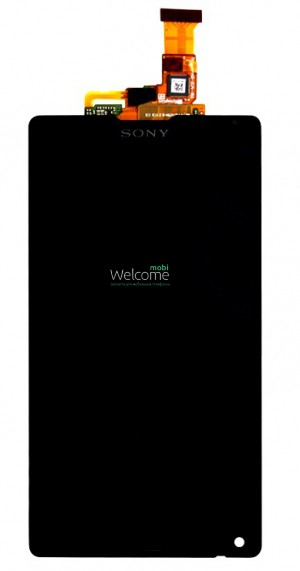Дисплей Sony C6502 L35h Xperia ZL,C6503 L35i Xperia ZL,C6506 Xperia ZL black with touchscreen orig