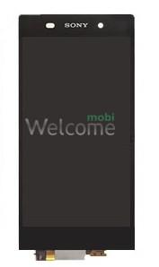 Дисплей Sony C6902 L39h Xperia Z1,C6903,C6906,C6943 Xperia Z1 black with touchscreen orig