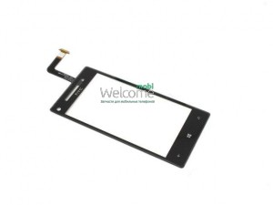 Сенсор HTC C620e Windows Phone 8X black orig
