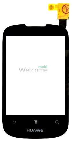 Сенсор Huawei U8180 Ideos X1,Киевстар Terra black orig