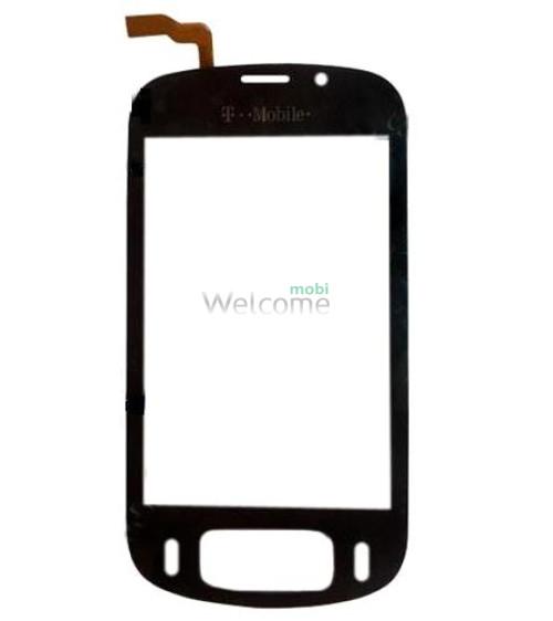 Сенсор Huawei U8220 black orig (logo T-mobile)
