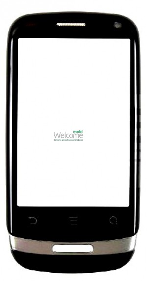 Сенсор Huawei U8510 Ideos X3 black with frame orig