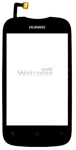 Сенсор Huawei U8666 Ascend Y201 black orig