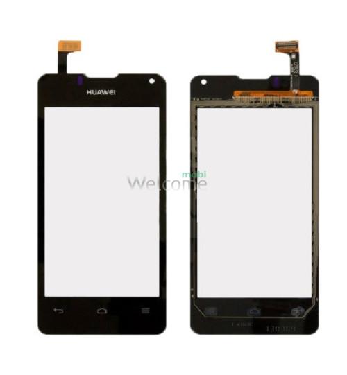 Сенсор Huawei U8833 Ascend Y300/ Ascend Y300D black orig