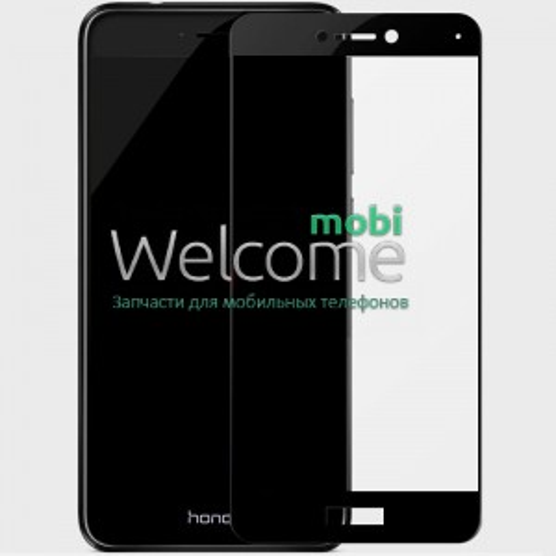 Стекло корпуса Huawei P8 black