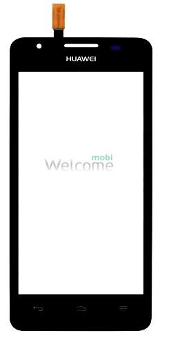 Сенсор Huawei U8951D Ascend G510 black orig