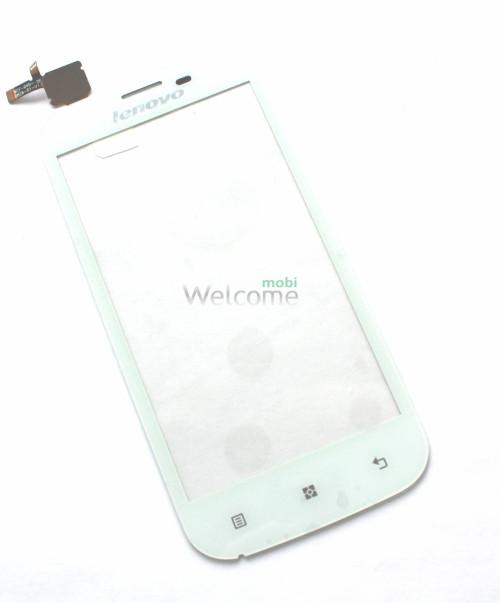 Сенсор Lenovo A760 white orig