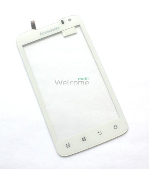Сенсор Lenovo P700i white orig
