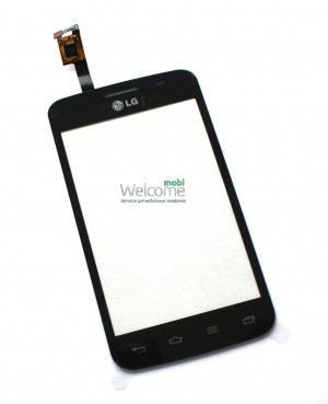 Сенсор LG E405 Optimus L3 black high copy