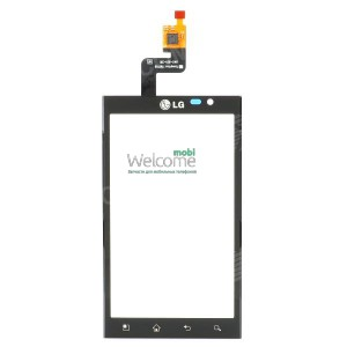 Сенсор LG P920 Optimus 3D black orig